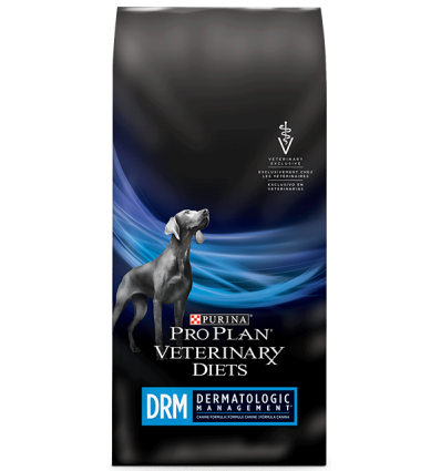 Purina Veterinary Diets Canine DRM Dermatologic Management