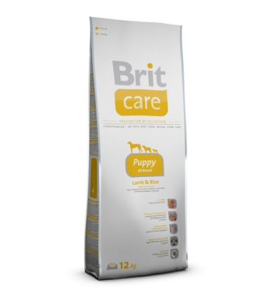 Brit Care Puppy All Breed Lamb&Rice 12kg