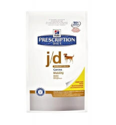 HILL'S Canine J/D Mobility 12kg