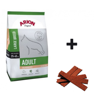 Arion Original Adult Large Salmon&Rice 12kg