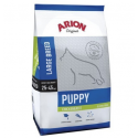 Arion Original Puppy Large Chicken&Rice 12 kg + paski mięsne Roxy GRATIS