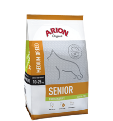 Arion Original Adult Medium Senior Chicken&Rice 12kg