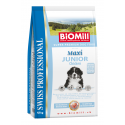 BiOMill  MAXI JUNIOR Chicken & Rice 12kg