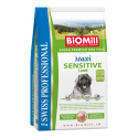 BiOMill  MAXI SENSITIVE Lamb & Rice 12kg