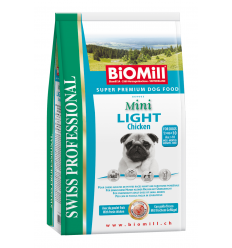BiOMill  MINI LIGHT Chicken & Rice  3kg