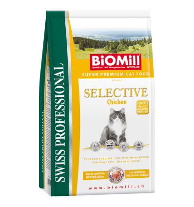 BiOMill SELECTIVE Chicken & Rice