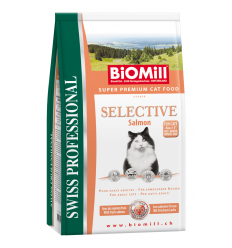 BiOMill Selective Salmon & Rice 1.5kg