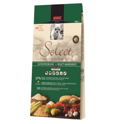 Picart Select Puppy Mini Chicken & Rice 3 kg