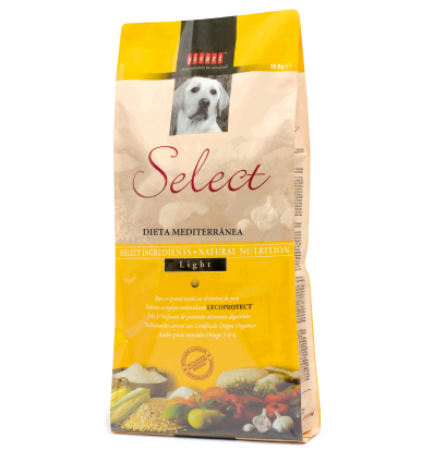 Picart Select Light Chicken & Rice 3 kg