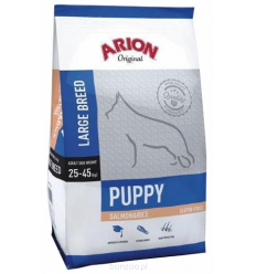 Arion Original Puppy Large Salmon&Rice
