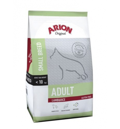 Arion Original Adult Small Lamb&Rice