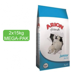 Arion Standard JUNIOR 30/14 MEGA-PAK 2x15 kg