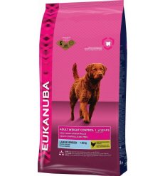 Eukanuba Adult Large Weight Control MEGA-PAK 2x15kg