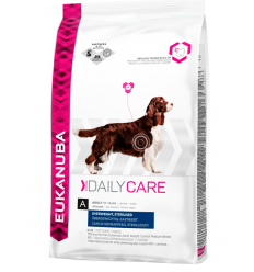 Eukanuba Daily Care Overweight&Sterilised 12,5kg