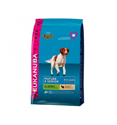 Eukanuba Mature&Senior Lamb&Rice