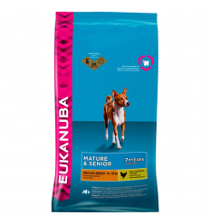 Eukanuba Mature&Senior Medium MEGA-PAK 2x15kg