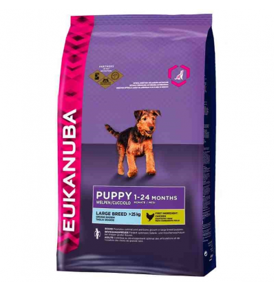 Eukanuba Puppy&Junior Large