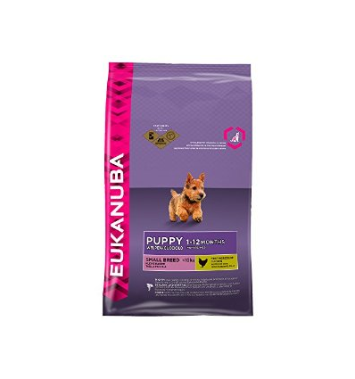 Eukanuba Puppy&Junior Small