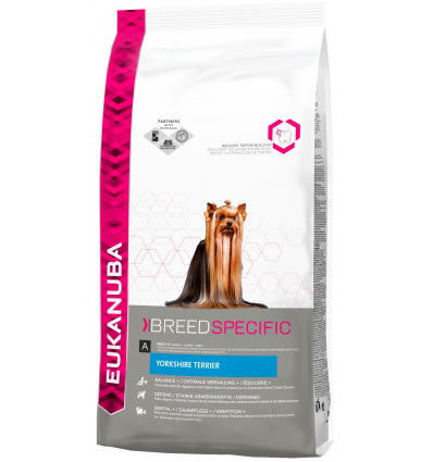 Eukanuba Adult York Breed 2kg + przysmak GRATIS