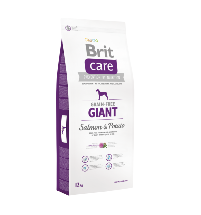 Brit Care Adult Giant Salmon&Potato