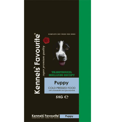 KENNELS' FAVOURITE Puppy cold pressed 5 kg
