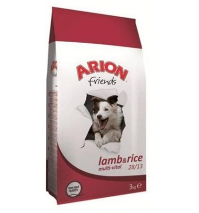 Arion Standard MULTI VITAL LAMB RICE